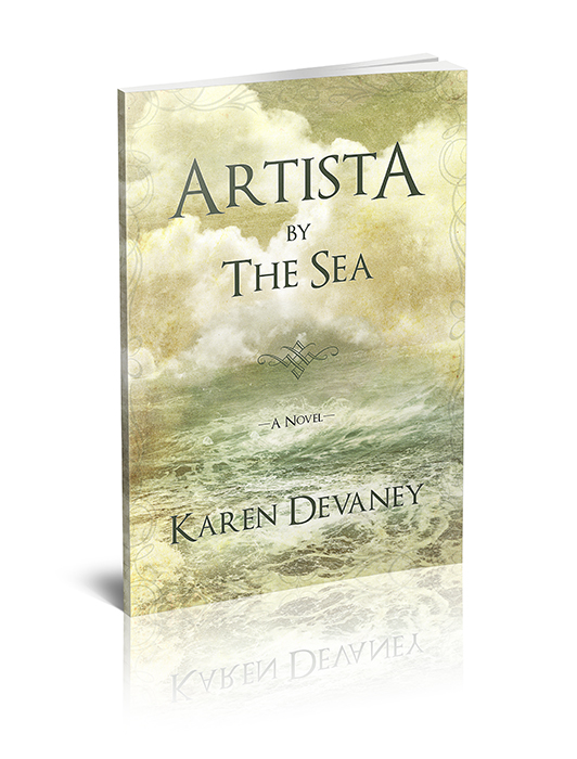 ARTISTA BY THE SEA Cover 3d