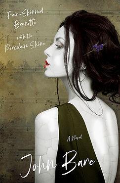 Fair-Skinned Brunette with the Porcelain Shine