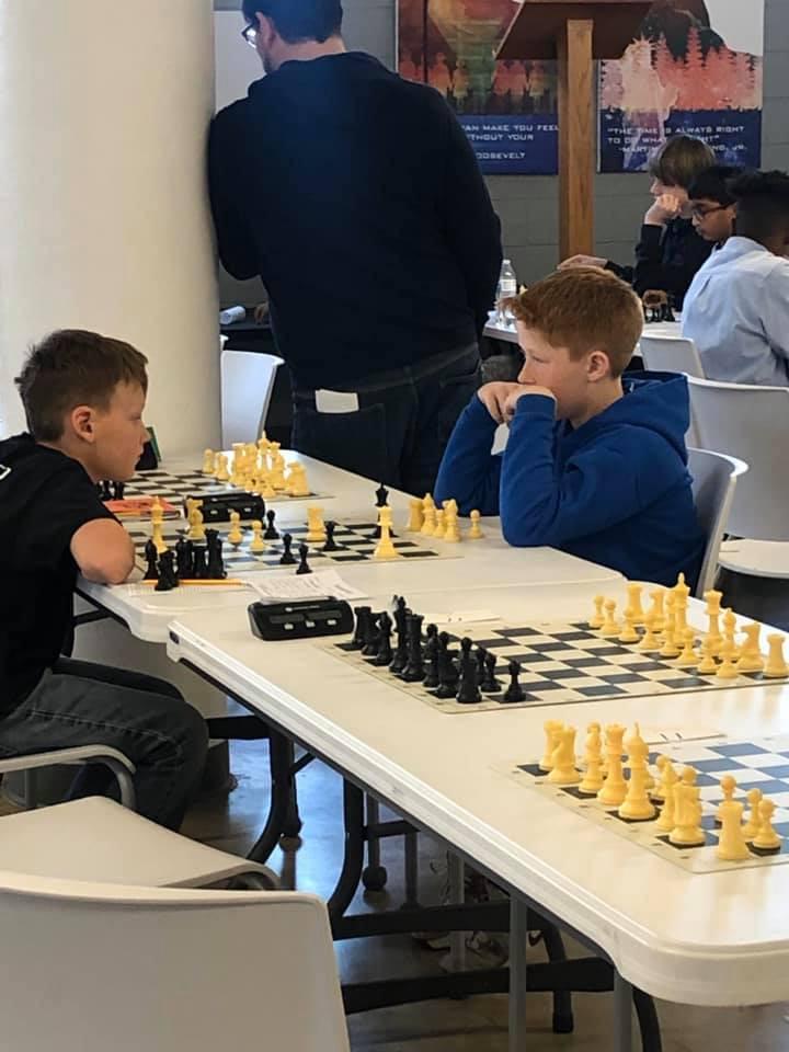Chess Club Practice