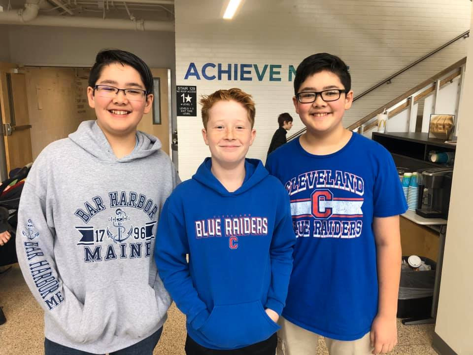 Chess Club Members