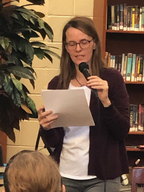 Guest Author:  Alison Mackey