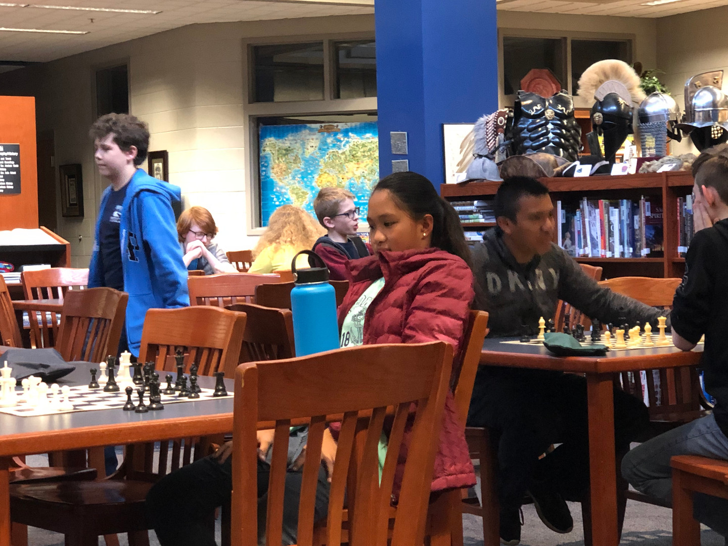 Holding Chess Tournaments