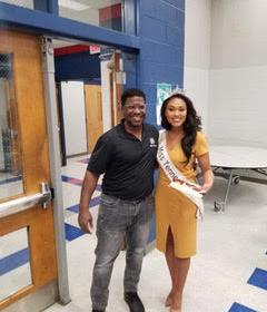 Art Teacher and Miss Tennessee