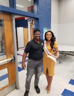 Art Teacher and Miss Tennessee