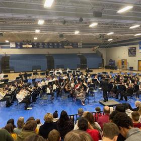 8th Grade Band Concert