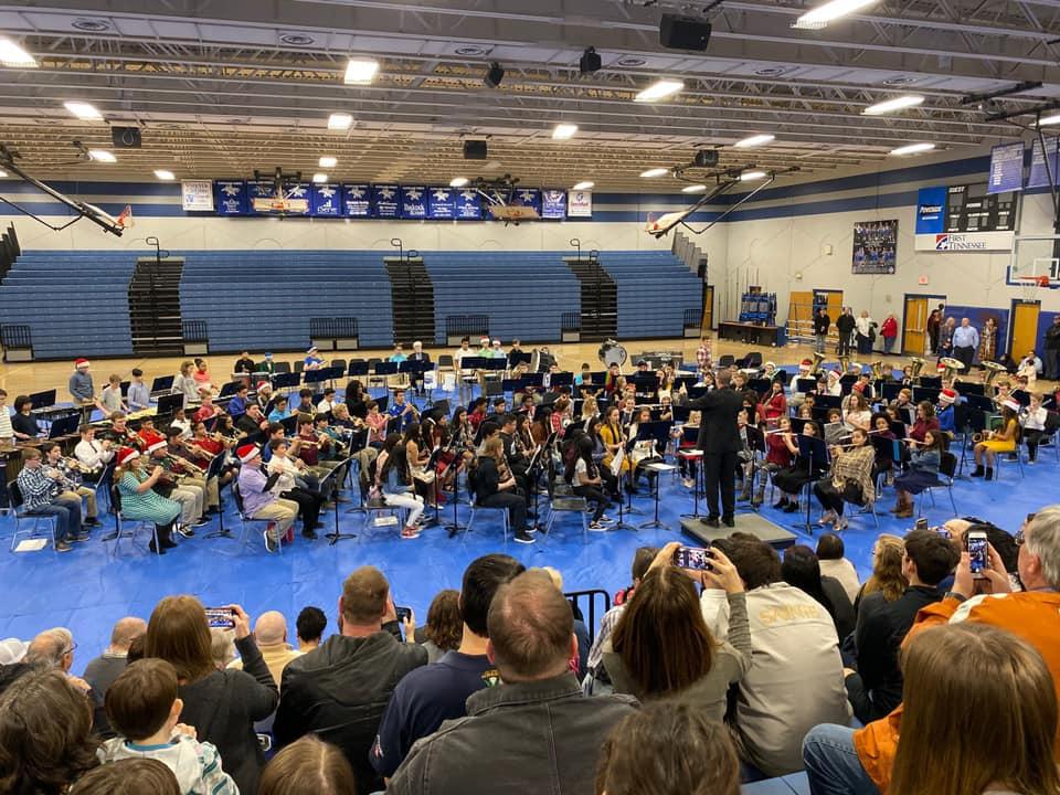 7th Grade Band Concert