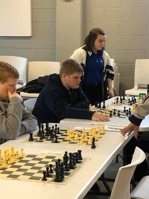 Chess Club Competitions