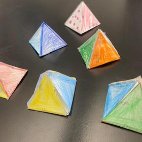 Finished Pyramids