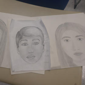 Student's Finished Work