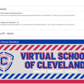 Virtual School of Cleveland