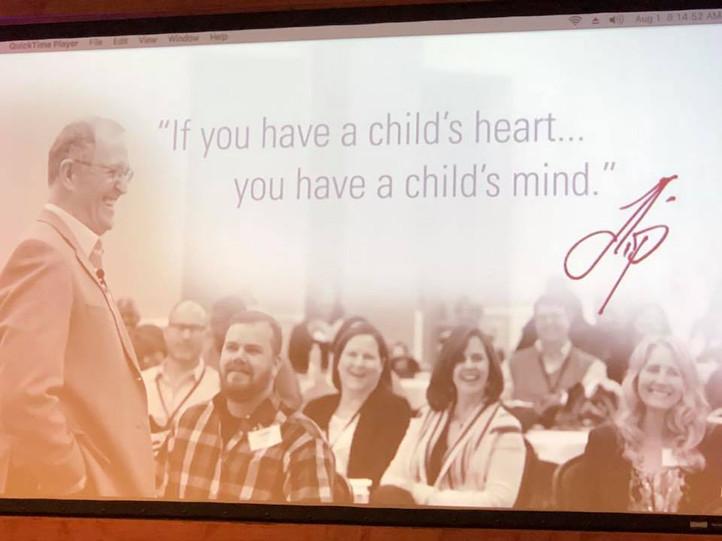 PD:  Capturing Kids Hearts