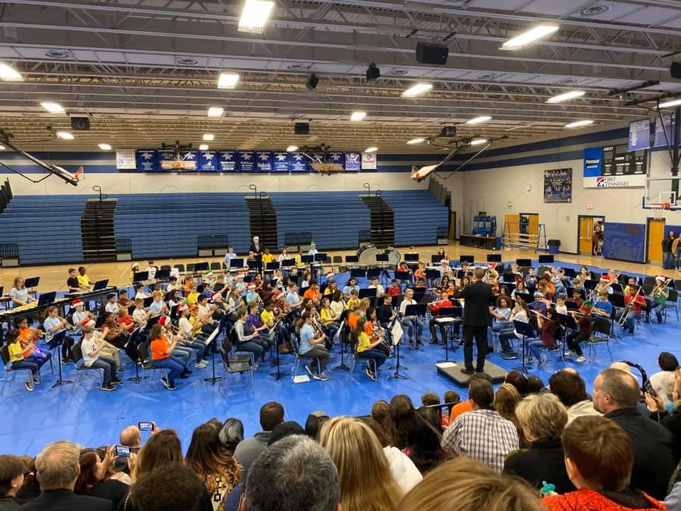 6th Grade Band Concert