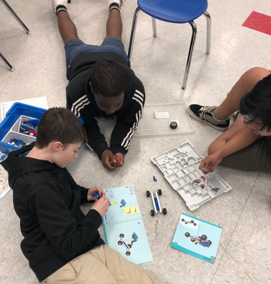 Creating a Lego Robot