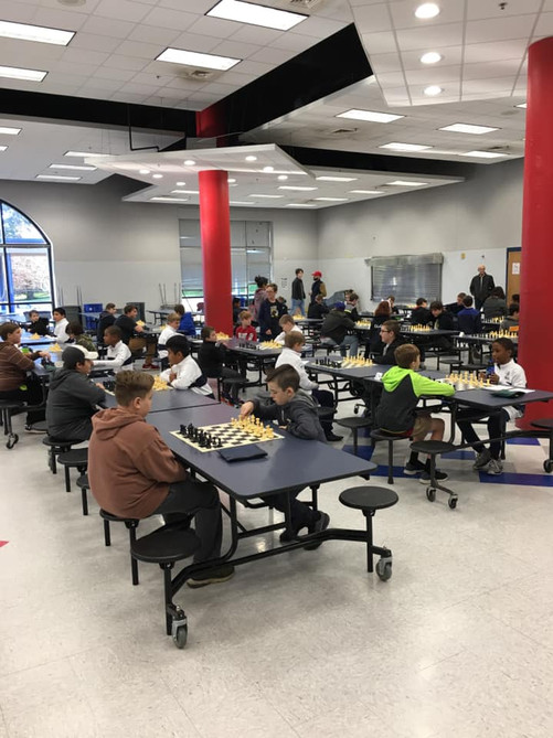 Chess Club Practice