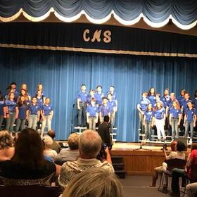 7th Grade Choir Concert