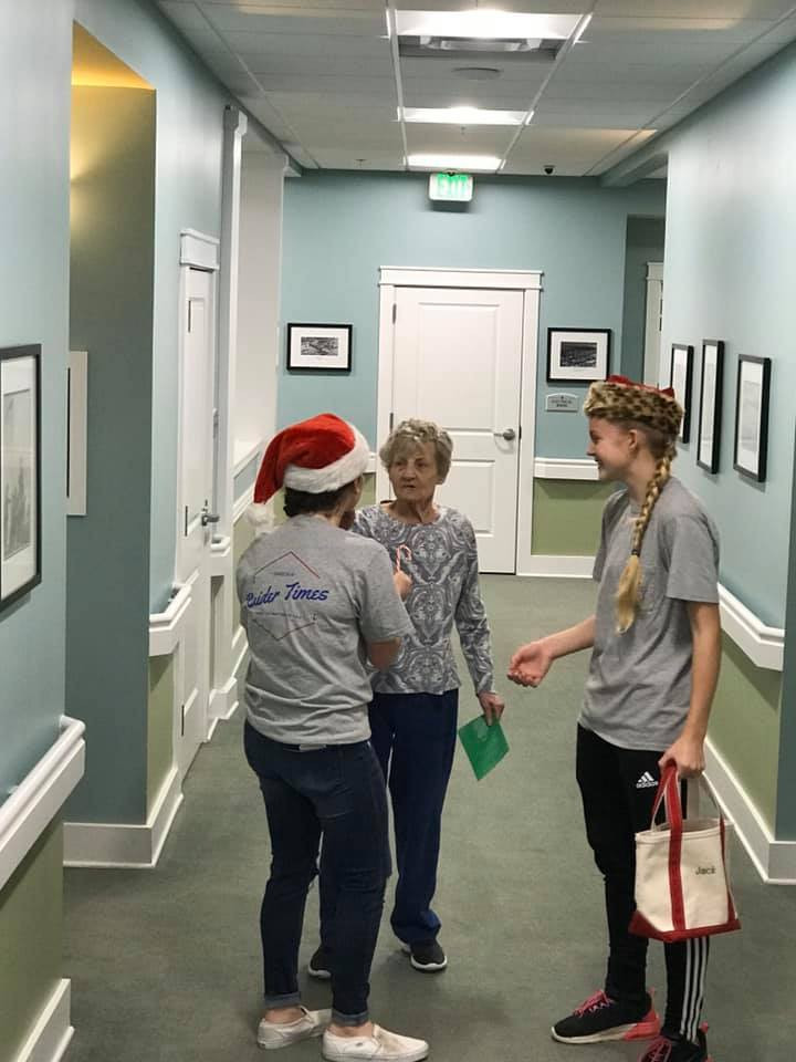Visiting an Assisted Living Facility
