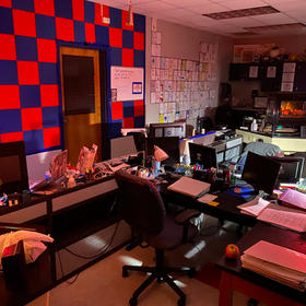 Virtual Teaching Classroom