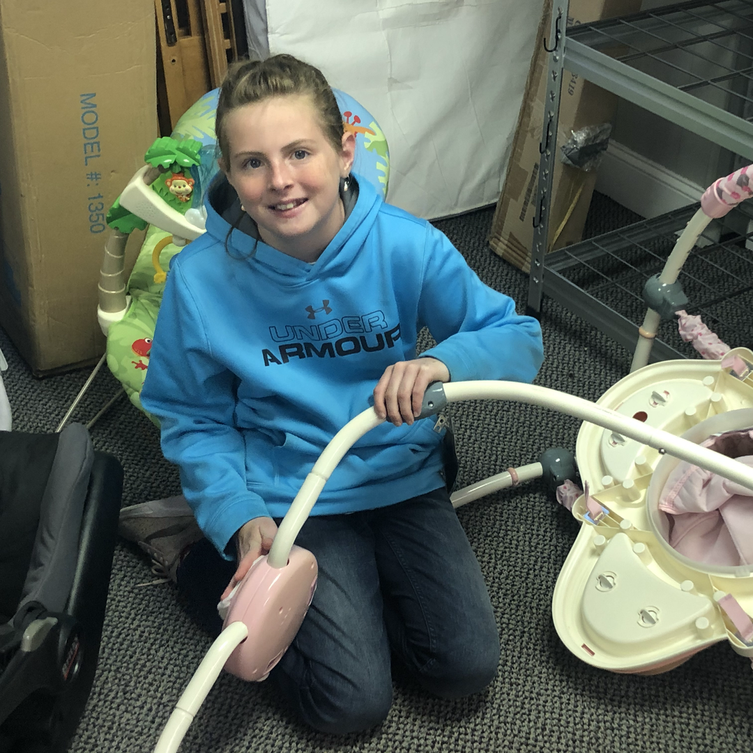 Nursery Volunteer.HEIC