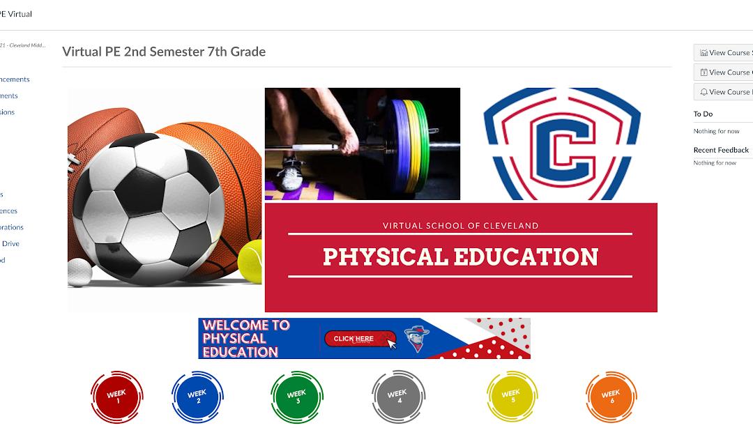 Virtual School of Cleveland
