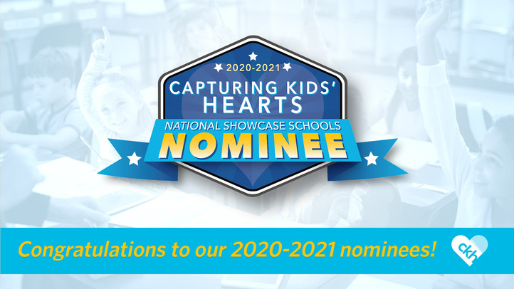 CMS 2020-2021 CKH National Nominee