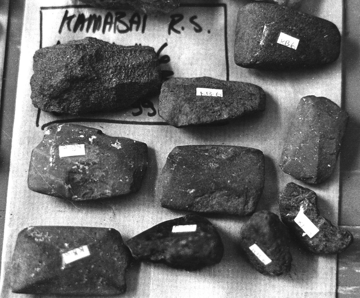 Stone Tools from West Africa