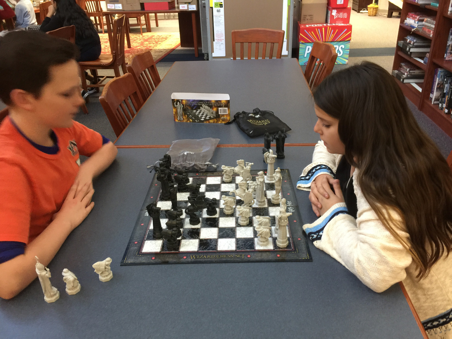 Strategizing with Chess