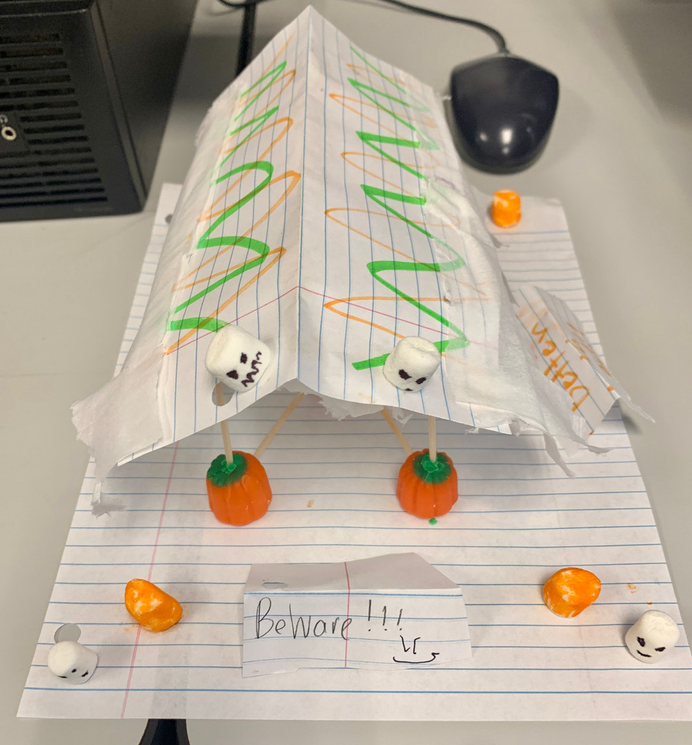Haunted House Project