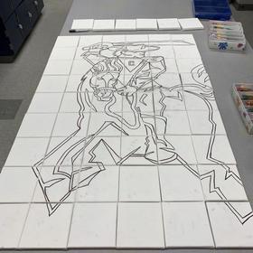 Mosaic Tile Project