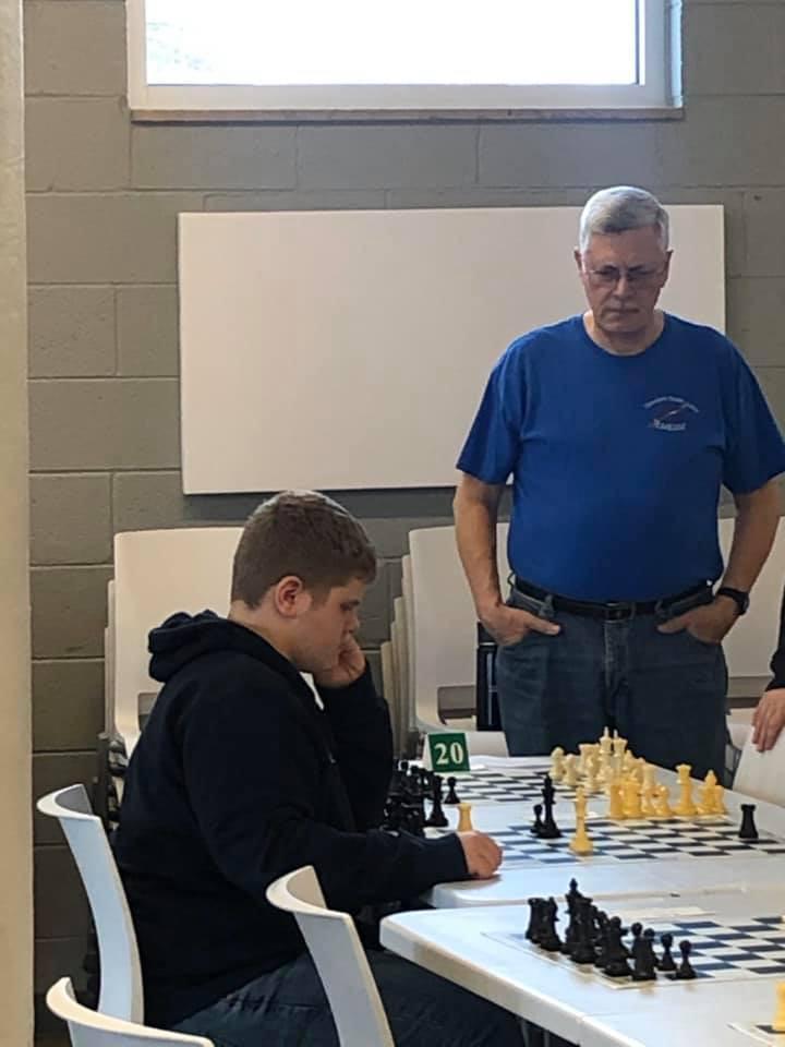 Chess Club Strategy