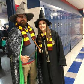 Hogwarts at CMS