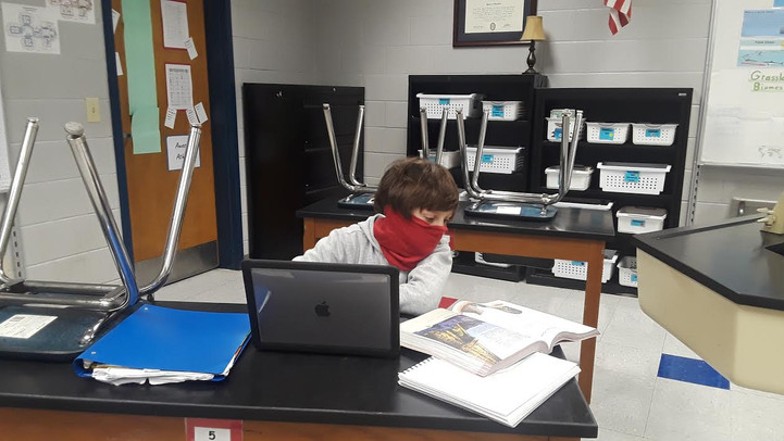 Researching in Science