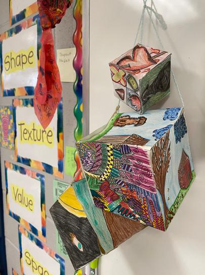 3D Cube Project