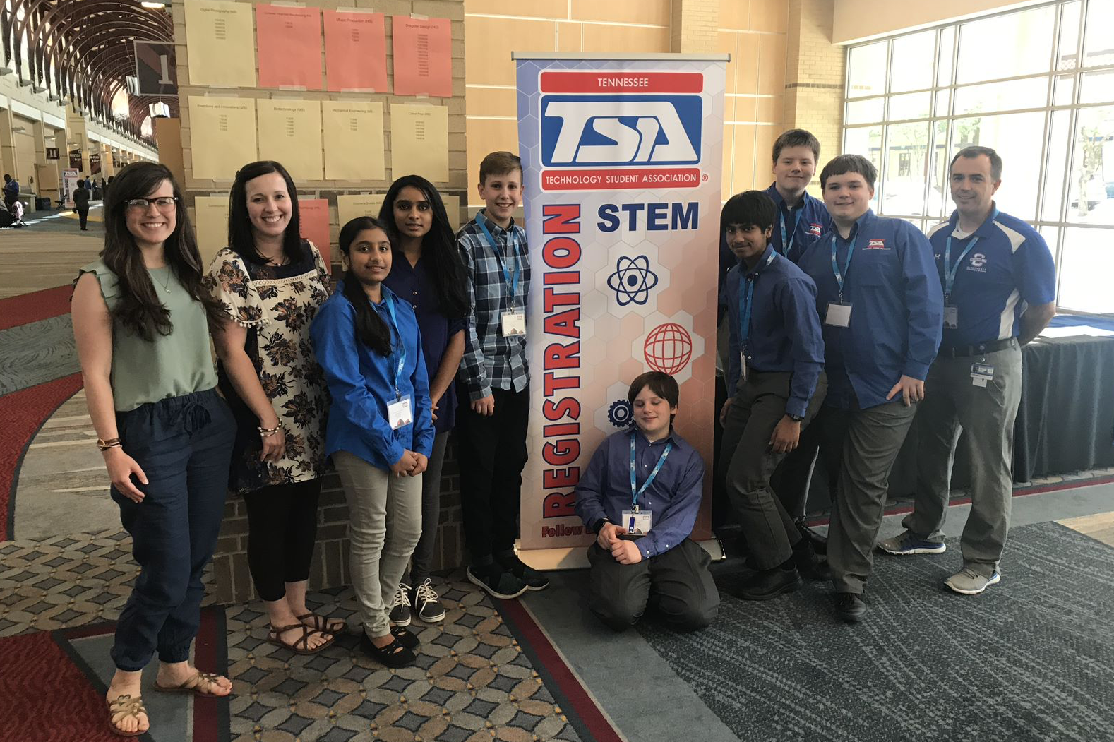 Technology Student Association [TSA] S.T.E.M. Conference