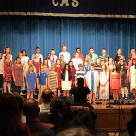 8th Grade Choir Concert