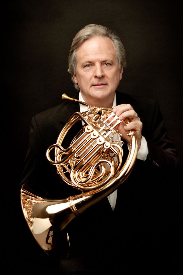 Martin Hackleman, horn