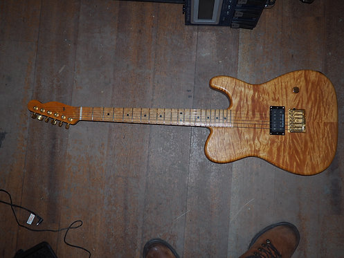Warmoth telecaster made in usa
