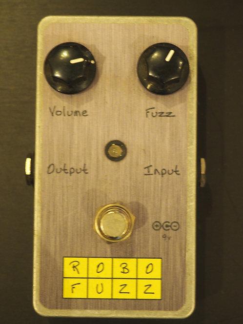 Robo Fuzz : Jimi Hendrix  Fuzz Face kopi