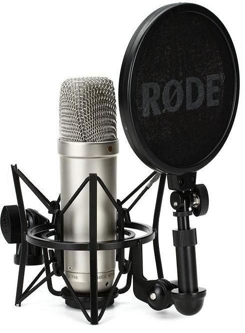 Røde NT1-A - Kondensator Mikrofon
