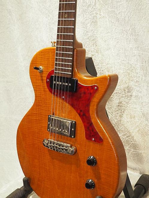 Oswald Guitars Fox Birdseye Maple