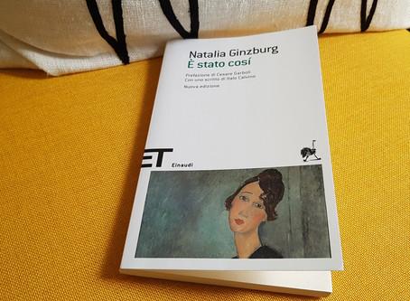 Anfänge (4): «È stato così» von Natalia Ginzburg