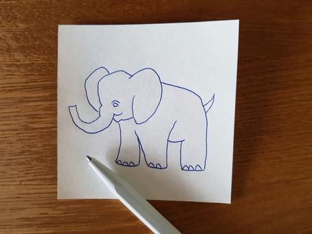 Übersetzen: Den Elefanten im Raum zähmen