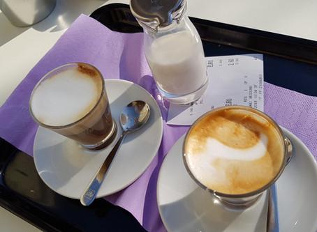 Kaffeeglück in Trieste