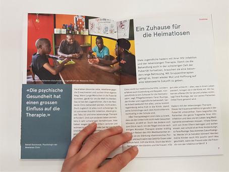Jahresberichte der Ruedi Lüthy Foundation