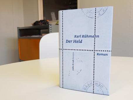 Anfänge (7): «Der Held» von Karl Rühmann