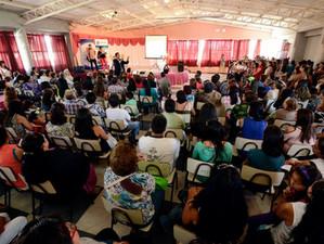 Agradecidos están los alumnos de la Escuela de Verano 2015 en Lota