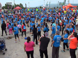1° Corrida Inclusiva Familiar en Concepción