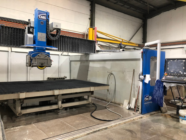 CMS Formax 5-Axis Saw
