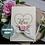 Thumbnail: Handmade Birthday Card Girl, Custom Age, Personalised Name 8th Birthday Card