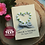 Thumbnail: Silver Wedding Card, Personalised Congratulations 25th Anniversary For Friends