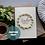 Thumbnail: Bridesmaid Proposal Card, Handmade Wreath Of Cream Roses